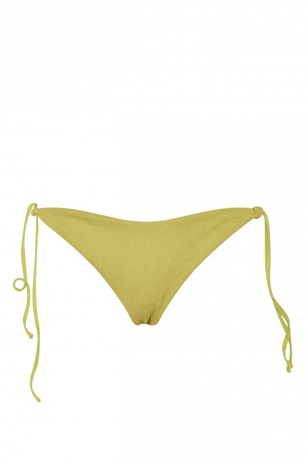 CAMILLE SLIP YELLOW LIME