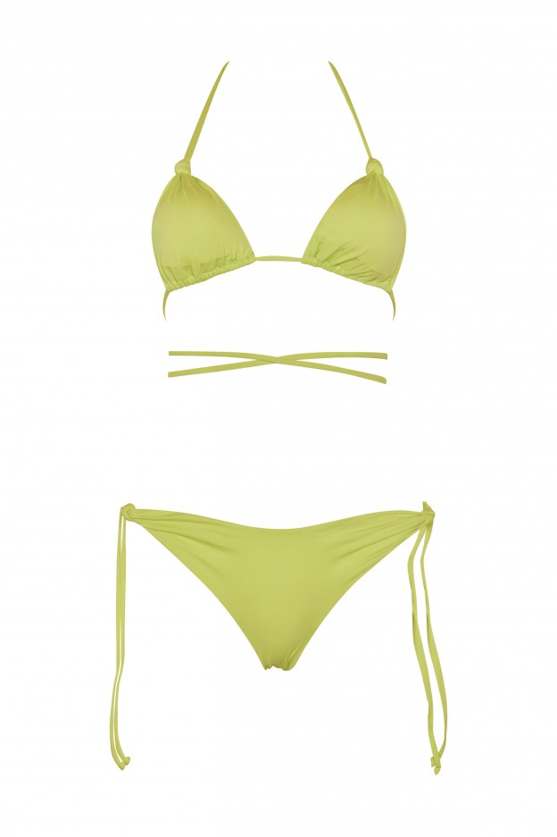 CAMILLE LIME GREEN
