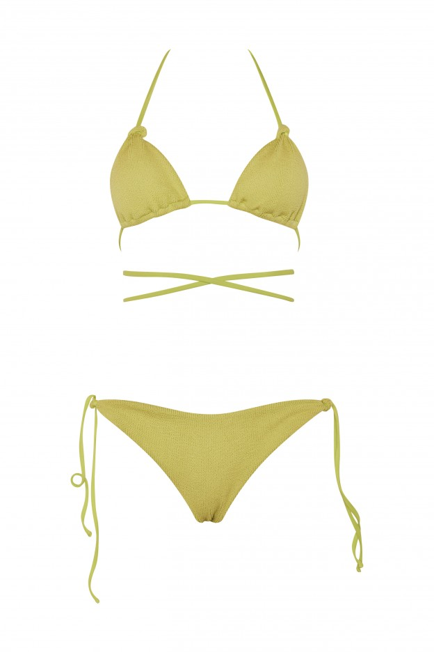 CAMILLE LIME YELLOW